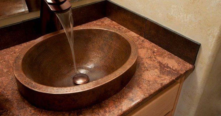 Отпушване на сифона на мивката