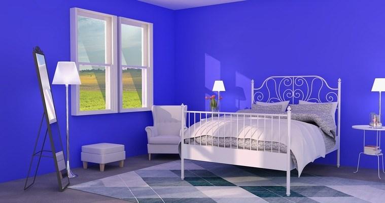 Характеристики на пътеките за спалня