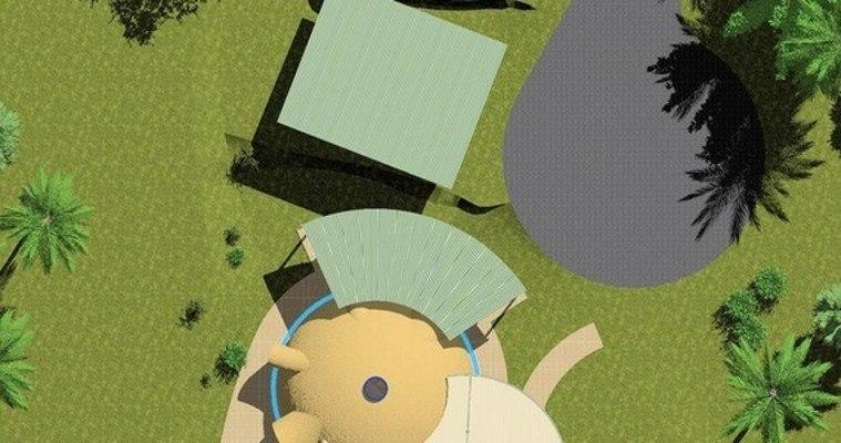 Основа за куполни къщи
